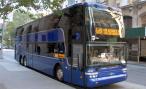 В Москве запустили двухэтажный экскурсионный автобус по маршруту от Болотной до Болотной
