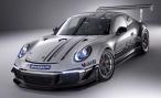 Porsche представил  911 GT3 Cup