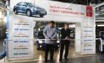 В Тольятти стартовало производство Nissan Almera