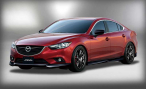 Mazda представит 6 автомобилей на автосалоне в Токио 2013