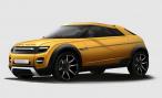 Британский дизайнер предложил двухместный Range Rover