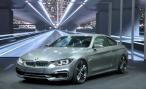BMW представляет концептуальное купе 4-Series Coupe на автосалоне в Детройте
