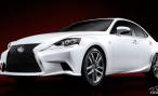 Объявлены российские цены на Lexus IS