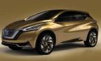 Nissan представил в Детройте прототип Murano нового поколения