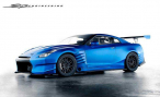 «Nissan и коллеги» представляет GT-R для шестой части «Форсажа»