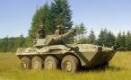 В Российской армии могут появиться колесные танки