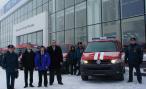 «Авторусь» сделала на заказ 8 пожарных автомобилей для московского МЧС