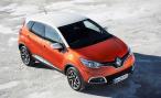 Renault представляет городской кроссовер Captur