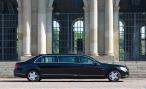 ГАЗ сделает «Чайку» для президента на базе «шестисотого Мерседеса»