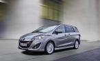 2013 Mazda5. Почти без изменений
