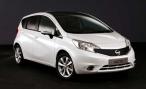 Nissan объявил о премьере европейской версии Note нового поколения