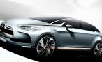 Citroen представит прототип серийного DSX на автосалоне в Шанхае