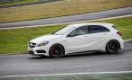 Mercedes-Benz представляет первые фотографии A45 AMG