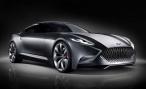 Hyundai представила концепт HND-9 на автосалоне в Сеуле