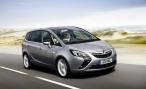 Opel Zafira Tourer. Выбираем семейный автомобиль