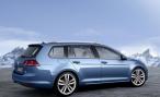 Volkswagen предлагает универсал Golf Variant с полным приводом 4MOTION