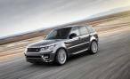 Jaguar Land Rover Россия объявляет цены на новый Range Rover Sport