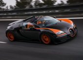 Bugatti подтверждает рекорд скорости Veyron Grand Sport Vitesse World Record Car Edition