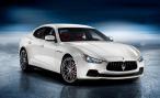 Maserati представляет в Шанхае седан Ghibli