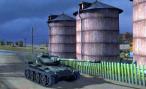 Белорусская милиция нашла и вернула владельцу угнанный у него танк
