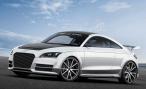 Audi демонстрирует на фестивале в Вертерзее концепт TT Ultra quattro