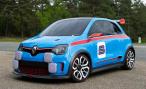 Renault представляет концепткар Twin'Run