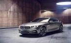 BMW представила концепт Gran Lusso Coupe на Конкурсе элегантности в Италии