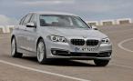 BMW обновила 5-Series