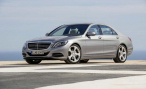 Mercedes-Benz S-class. Начало производства и рублевые цены