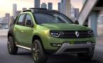 На автосалоне во Франкфурте ожидается премьера обновленного кроссовера Duster