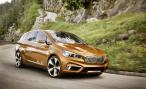 BMW Concept Active Tourer Outdoor. Отдых в актив