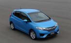 В Интернете появились официальные фотографии Honda Jazz нового поколения