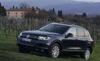 Volkswagen Touareg в России. Опций больше, цены ниже