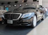 Mercedes-Benz добавит купе в линейку S-class