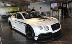 Bentley представила Continental GT3 на Фестивале скорости в Гудвуде