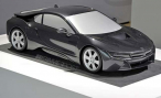 В масштабной модели узнали суперкар BMW i8