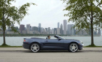 Chevrolet привезет во Франкфурт кабриолет Camaro
