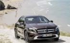 Mercedes-Benz GLA. Собственной персоной