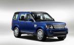 Land Rover раскрывает подробности о фейслифтовом Discovery