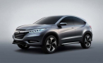 Honda Urban SUV Concept. На встречу в Детройт
