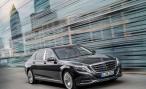 Mercedes-Benz S600 Maybach представят в ноябре на автосалоне в Гуанчжоу