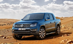 Россия осталась без Volkswagen Amarok