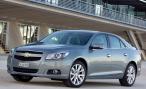 «Автотор» приступил к выпуску седана Chevrolet Malibu