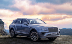 В России стартовали продажи обновленного Bentley Bentayga