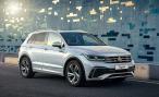 2021 Volkswagen Tiguan в России. Новые версии и цены
