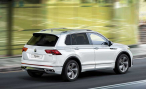 «Фольксваген» заявил об изменении модификаций Volkswagen Tiguan