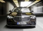 Обновленный Mercedes-Benz S-class с двигателем V8. Заказы принимаются