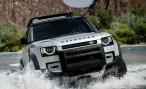 Land Rover Defender получил мотор V8 и «конские» цены