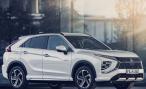 Новые подробности об обновленном Mitsubishi Eclipse Cross для России