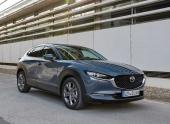 В России стартовали продажи Mazda CX-30